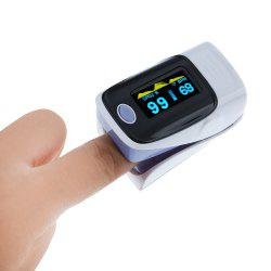 Instant Read Fingertip Digital Pulse Oximeter Health Monitoring Display -