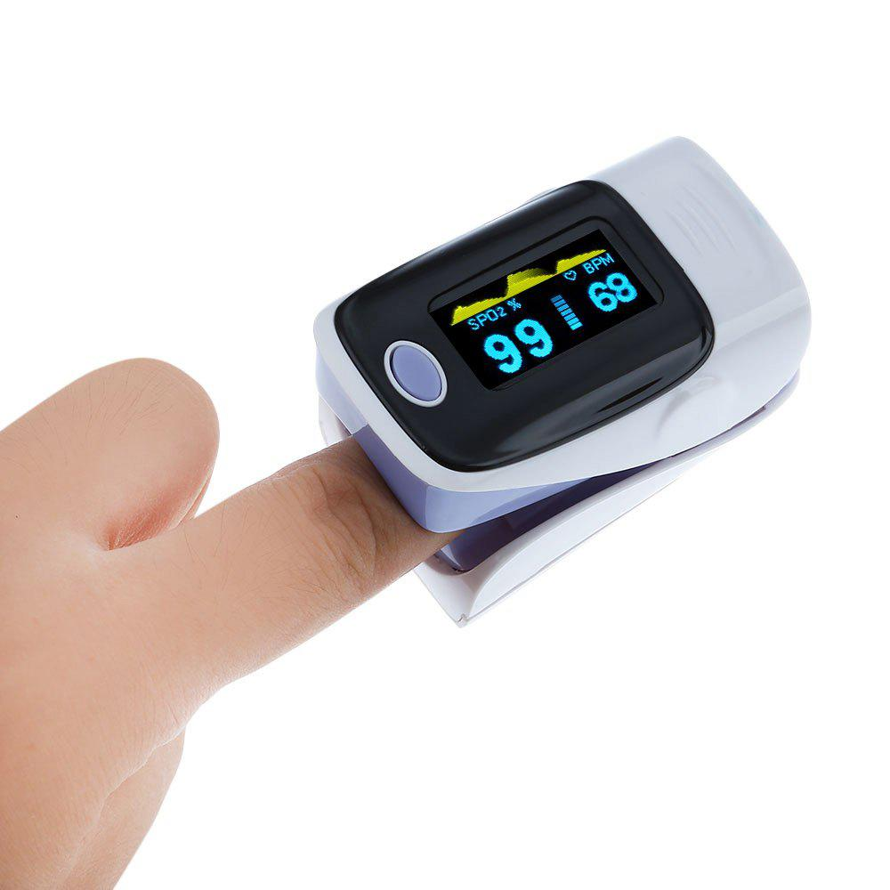 Discount Instant Read Fingertip Digital Pulse Oximeter Health Monitoring Display