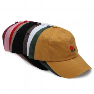 Casual Pattern Print Solid Color Baseball Cap for Men -