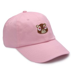 Sweet Pure Color Baseball Hat for Unisex
