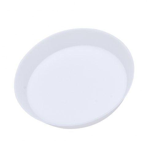 Discount Plastic Round Dish Small Components Collection Plate