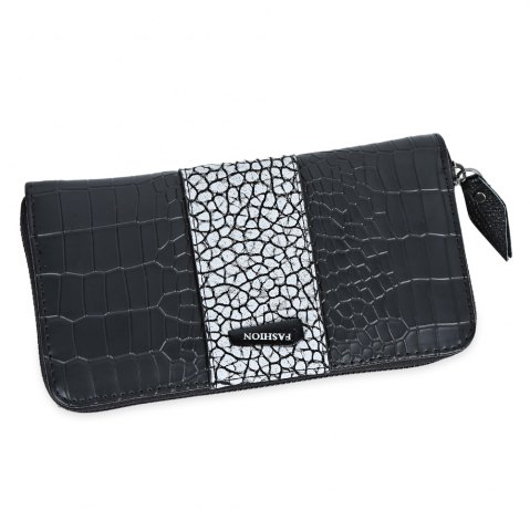 New Large Capacity Zipper Women Clutch Wallet