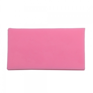 DIY Building Block Plate Pattern Cake Fondant Baking Mould - PINK