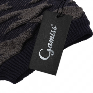 Casual Winter Elastic Band Warm Ear Care Knitted Hat for Men -