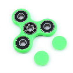 Hand Spinner EDC Finger Toy for ADHD Autism Learning - GREEN