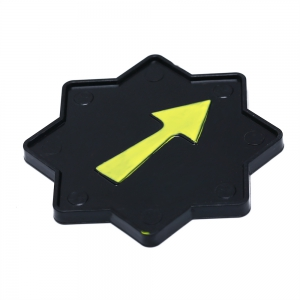Funny Changing Arrow Magic Toy for Children - BLACK