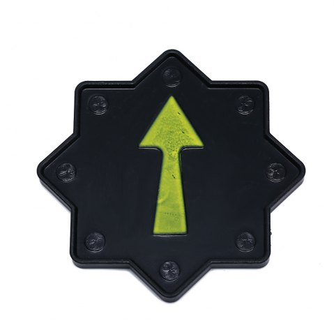 Hot Funny Changing Arrow Magic Toy for Children BLACK