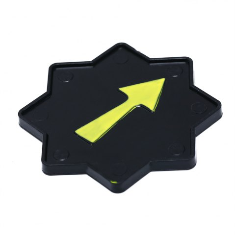 Fashion Funny Changing Arrow Magic Toy for Children - BLACK  Mobile