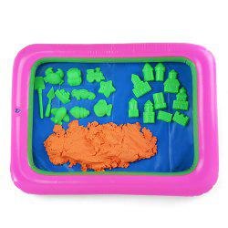 Princess Castle Mold Space Sand Toy for Children