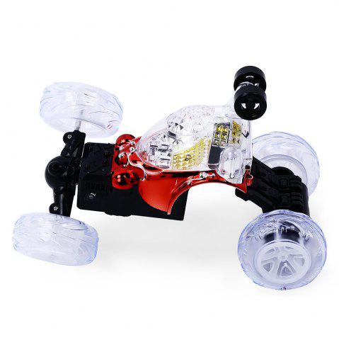 Outfit BOLON TOYS Rotatable Remote Control Stunt Car - RED  Mobile