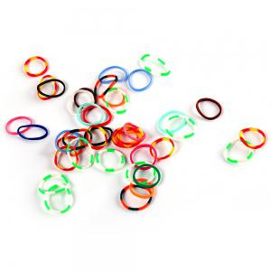 Colorful Rubber Loom Band Kit DIY Toy for Children -
