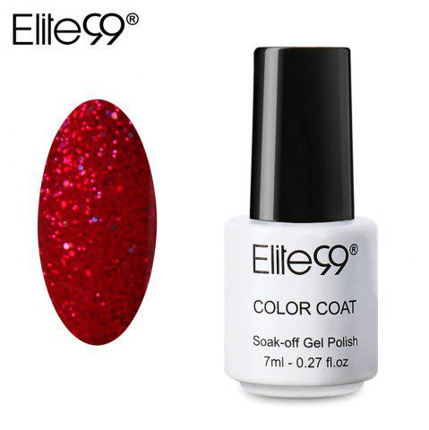 Latest Elite99 7ml Colorful DIY UV Gel Curing Lamp Nail Polish