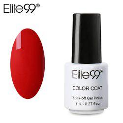 Elite99 7ml Colorful DIY UV Gel Curing Lamp Nail Polish - 1343
