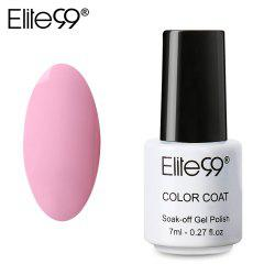 Elite99 7ml Colorful DIY UV Gel Curing Lamp Nail Polish - 1408