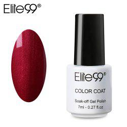 Elite99 7ml Colorful DIY UV Gel Curing Lamp Nail Polish - 1419