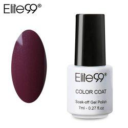 Elite99 7ml Colorful DIY UV Gel Curing Lamp Nail Polish - 1544
