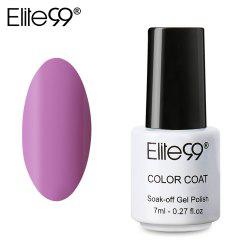 Elite99 7ml Colorful DIY UV Gel Curing Lamp Nail Polish - 1593