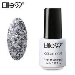 Elite99 7ml Colorful DIY UV Gel Curing Lamp Nail Polish - 1853
