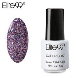 Elite99 7ml Colorful DIY UV Gel Curing Lamp Nail Polish - 1864