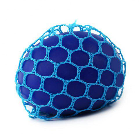 Best Grape Vent Ball Stress Relief Squeezing Toy - BLUE  Mobile