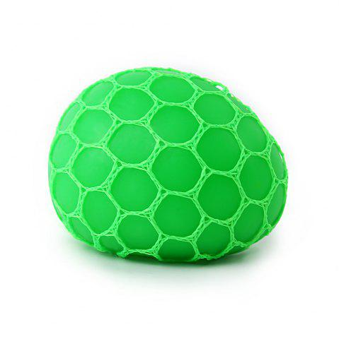 Best Grape Vent Ball Stress Relief Squeezing Toy - GREEN  Mobile