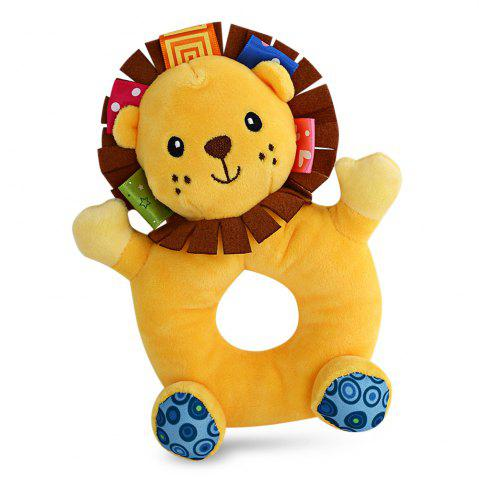 New Sozzy Cartoon Animal Baby Handbell Toy - LION COLORMIX Mobile