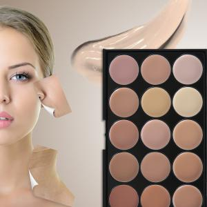 15 Colors Professional Salon Makeup Party Contour - COMPLEXION 1