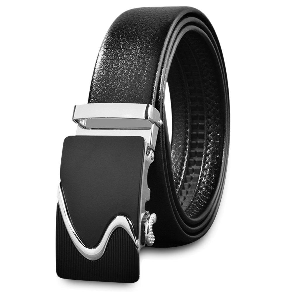 Latest Stylish Simple Casual Business Automatic Buckle Belt for Men