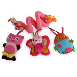 Sozzy Animal Shape Baby Music Bed Hanging Toy -