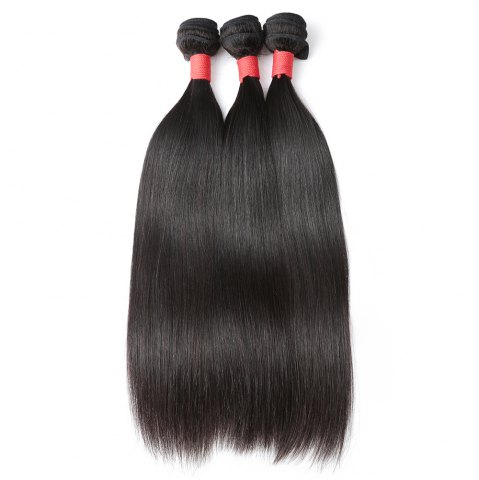 Best Inidan Unprocessed Virgin Straight Human Hair Weave High Quality Bundle 1piece 8 inch - 28 inch