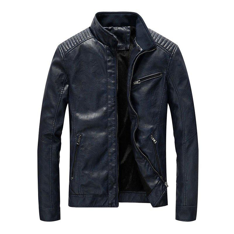 Fancy Men Fashion Leather Jacket