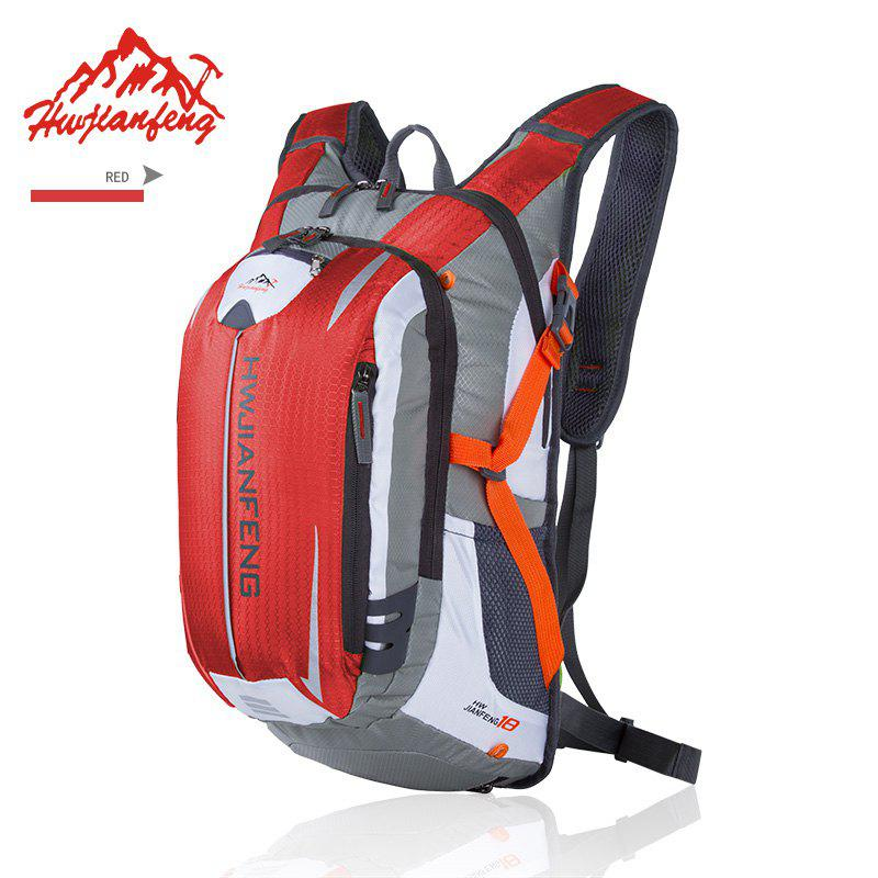 Trendy Huwaijianfeng Cycling Outdoor Nylon Backpack