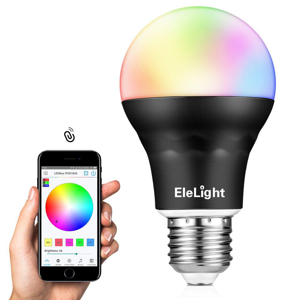 Elelight BTBA - RGBW Bluetooth 4.0 RGB Лампочка