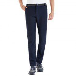 Men Plus Velvet Waterproof Windproof Pants -