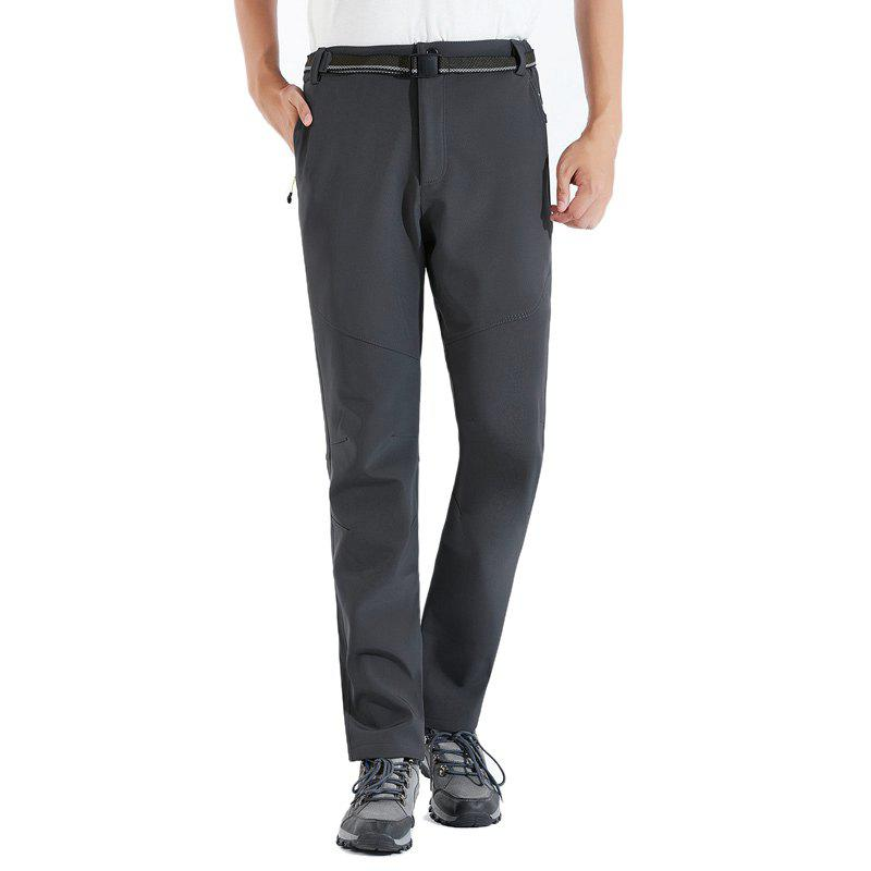 Store Men Plus Velvet Waterproof Windproof Pants