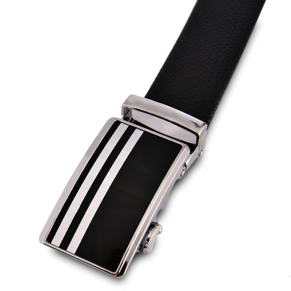 Outfits Men'S Leather Steel Line Belt