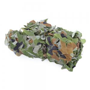 Gameit Woodland Camouflage Military Car Cover Hunting Camping Tent Net -