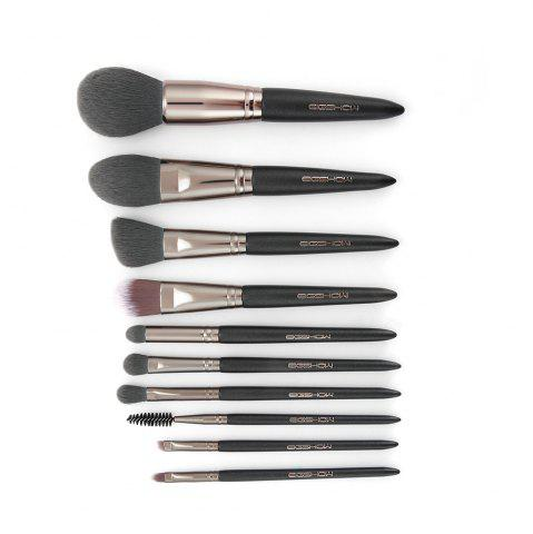 Fashion EIGSHOW Makeup Brushes Cosmetic Kit for Foundation Powder Eyebrow Eyeshadow Lip 10PCS / Set