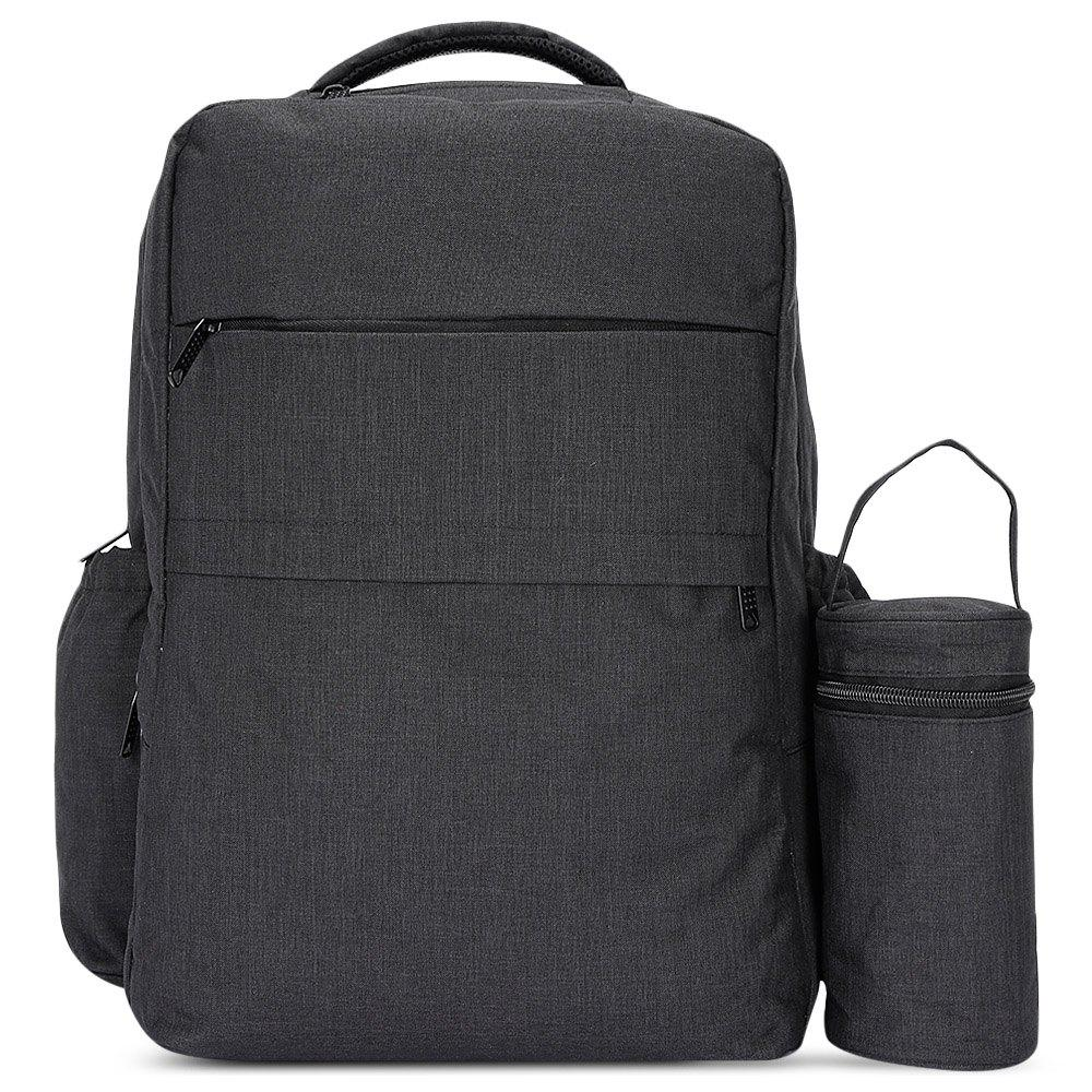 Online New Style Fashionable Western Large Multi-function Water-resistant Backpack Changing Bag