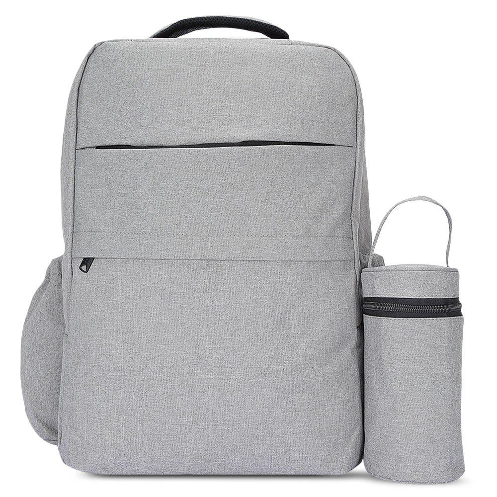 Discount New Style Fashionable Western Large Multi-function Water-resistant Backpack Changing Bag