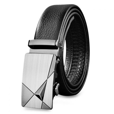Buy Fashionable Luxury Genuine Leather Automatic Buckle Belts for Men
