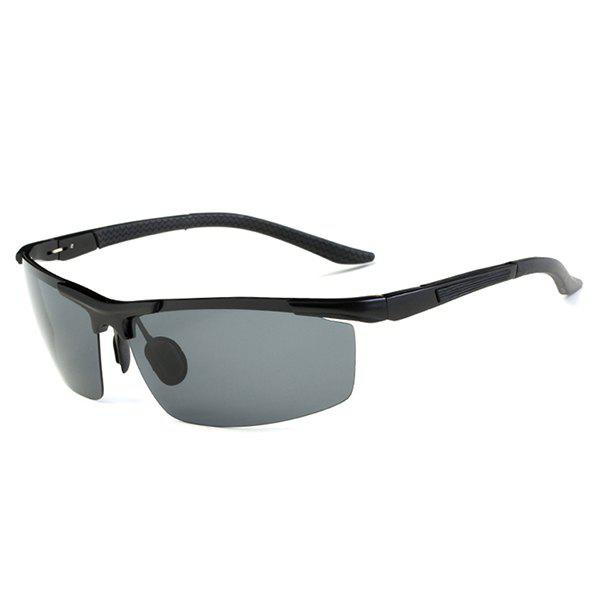 Shop TOMYE 8530 Sports Polarized Lens  for Men and Women High-Definition Outdoor Cycling Sunglasses