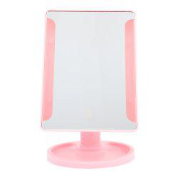 Rotation Intelligent LED Light Makeup Mirror -