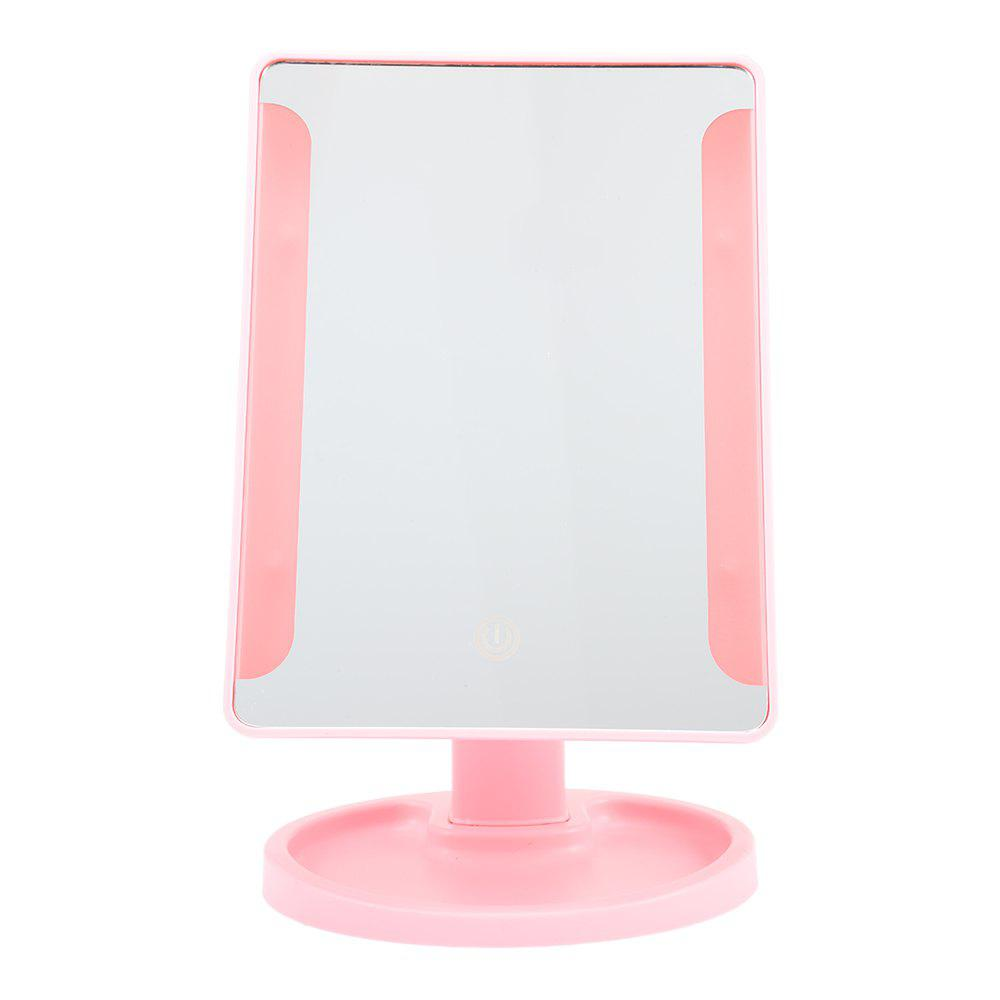 Discount Rotation Intelligent LED Light Makeup Mirror