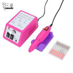 gustala JMD - 101 Nail Manicure Pedicure Tools Files Electric Polisher Grinding Machine -