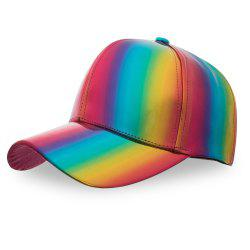 Colorful Baseball Cap Adjustable Men Women Casual Outdoor Hat -