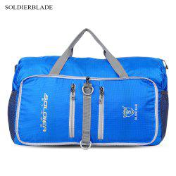 SOLDIERBLADE Outdoor Foldable Sports Bag Water Resistant Polyamide Large Capacity -