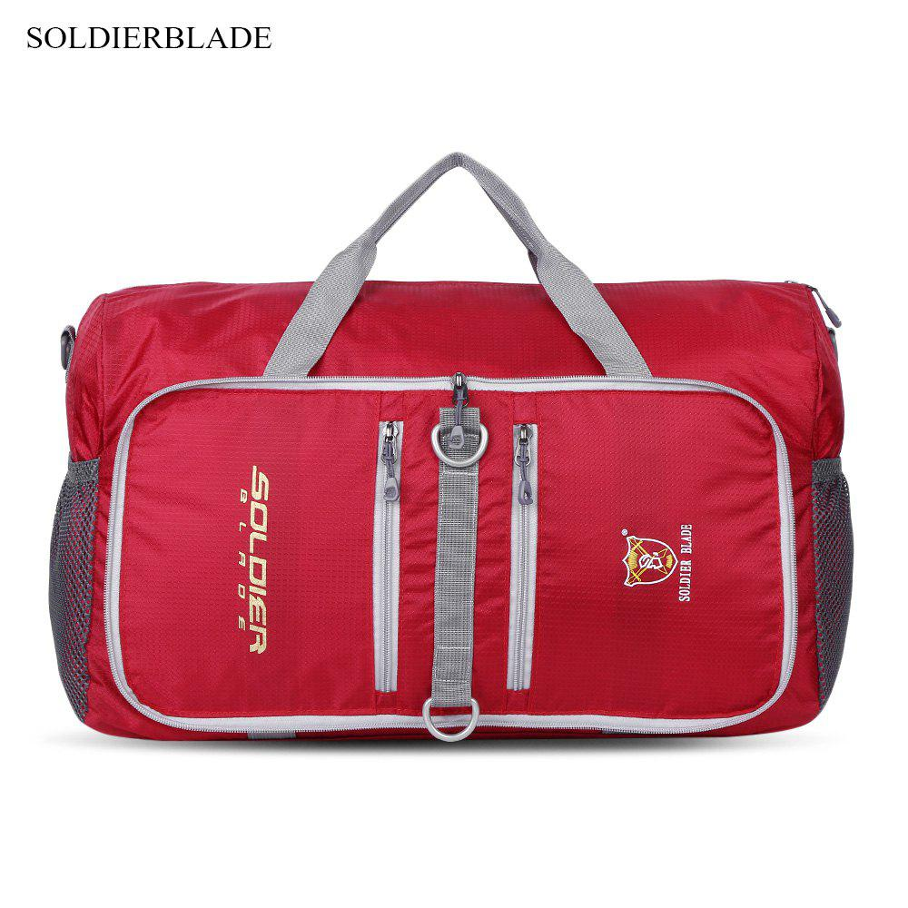Outfit SOLDIERBLADE Outdoor Foldable Sports Bag Water Resistant Polyamide Large Capacity