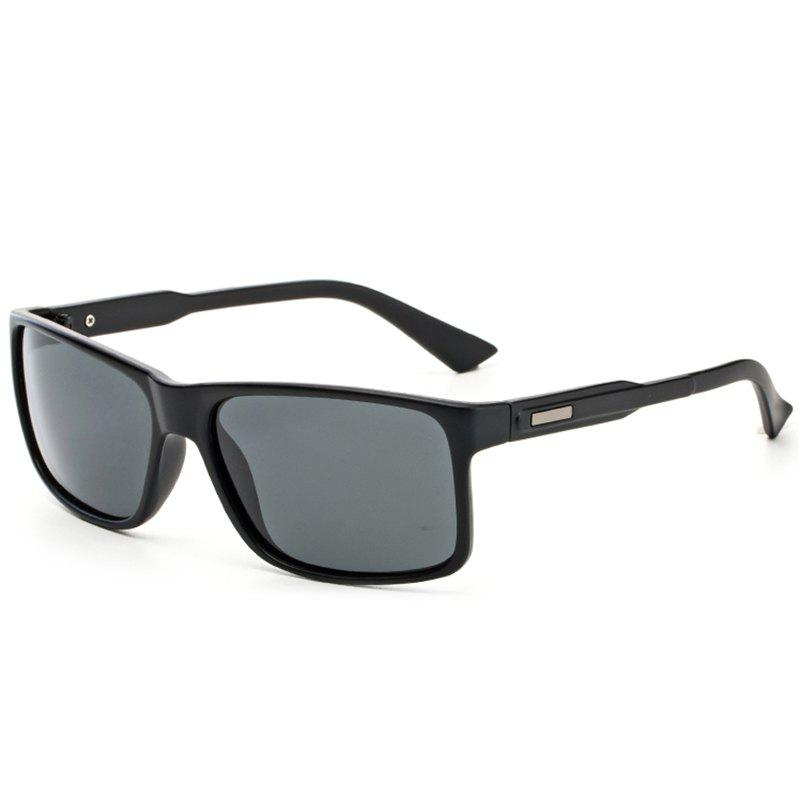 944d937f247 Outfits TOMYE P522 PC Square Frame Anti UV Cool Polarized Sunglasses for  Men and Women