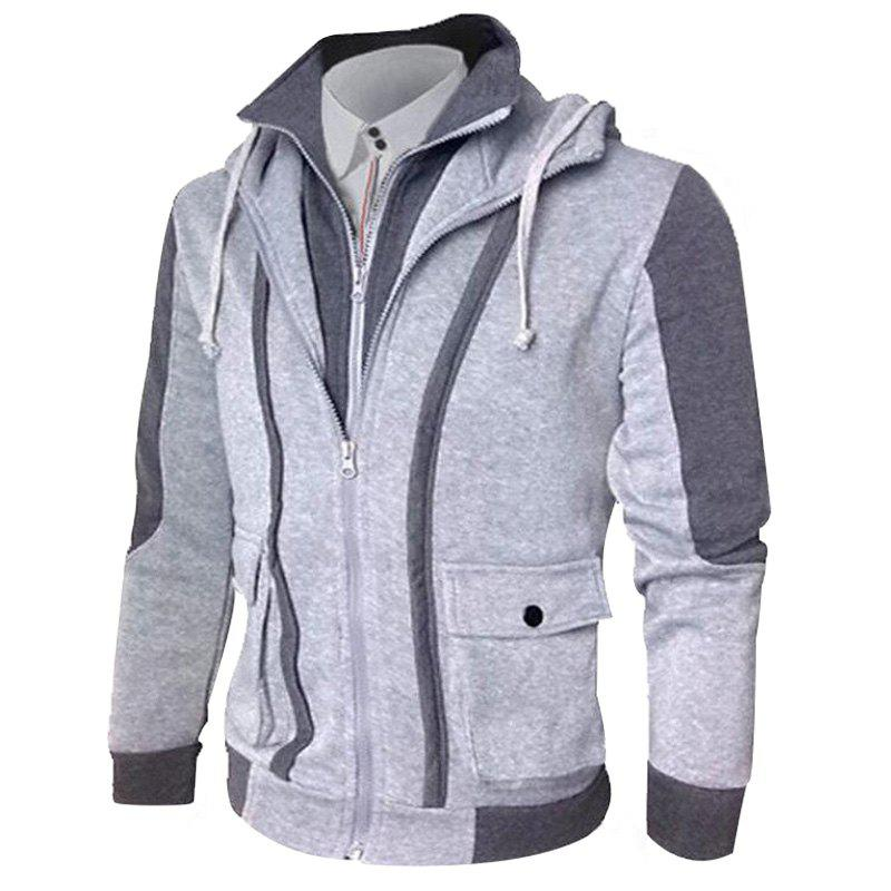 Discount Autumn and Winter Cardigan Plus Size Jacket